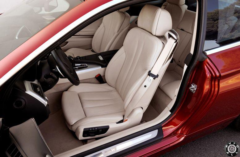 сиденья в BMW