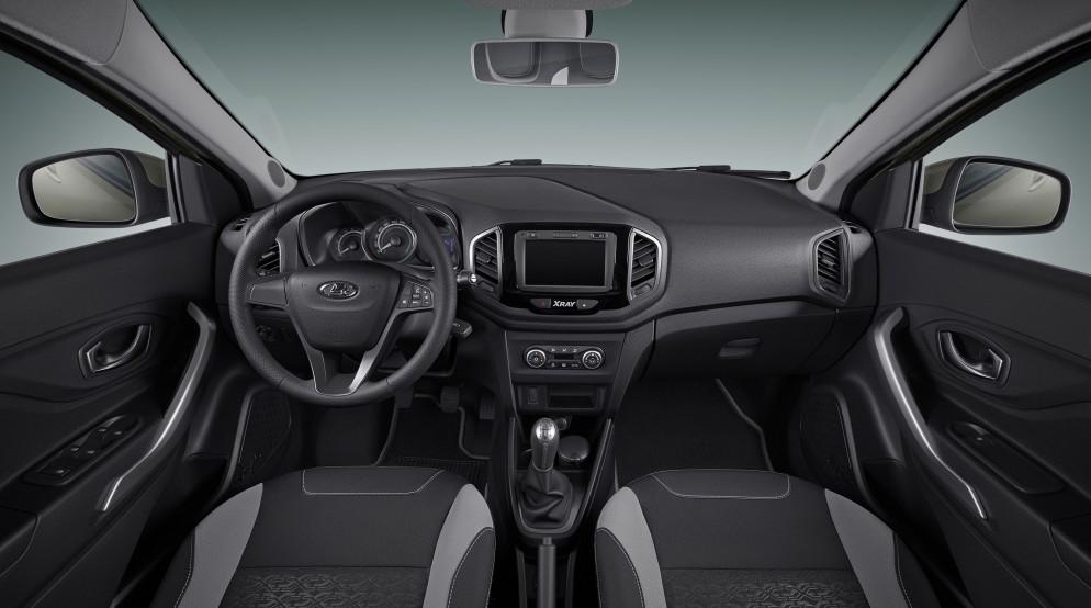 Как обстоят дела с кроссовой версией Lada Xray?