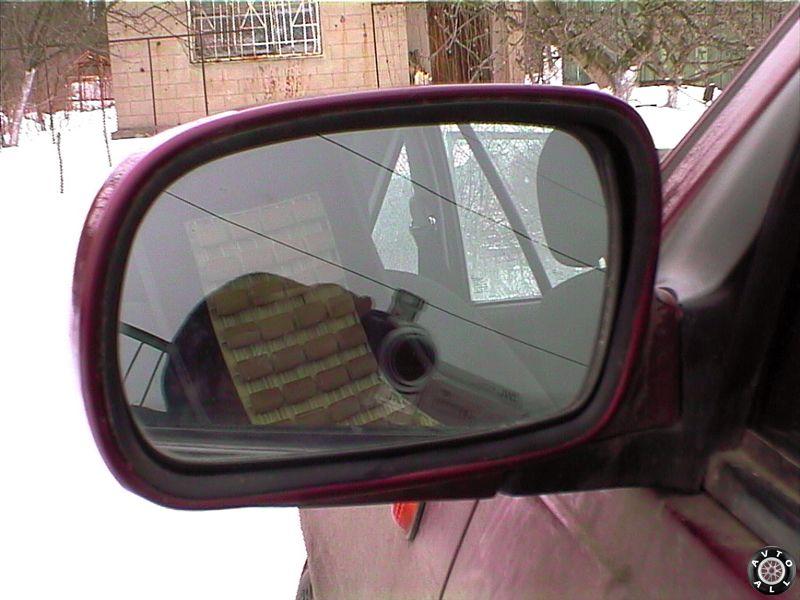 зеркала на машине