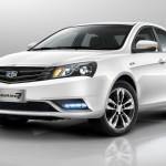 До конца мая 2016 в Россию китайцы привезут новый седан Geely Emgrand 7