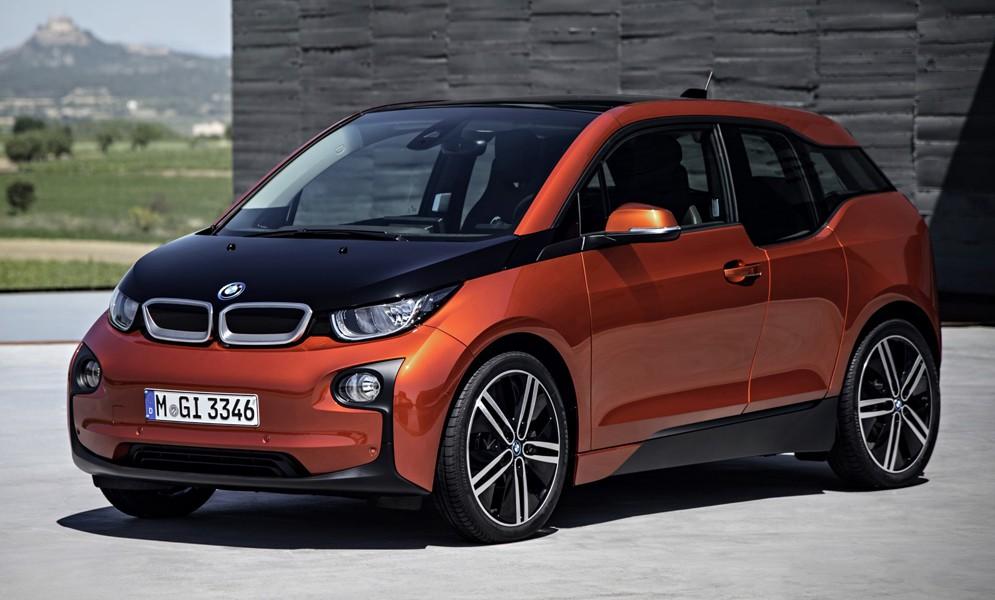Немцы поставили на электрический BMW i3 новый аккумулятор