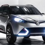 Владельцы автомобильной марки MG попытаются создать конкуренцию кроссоверам Ниссан