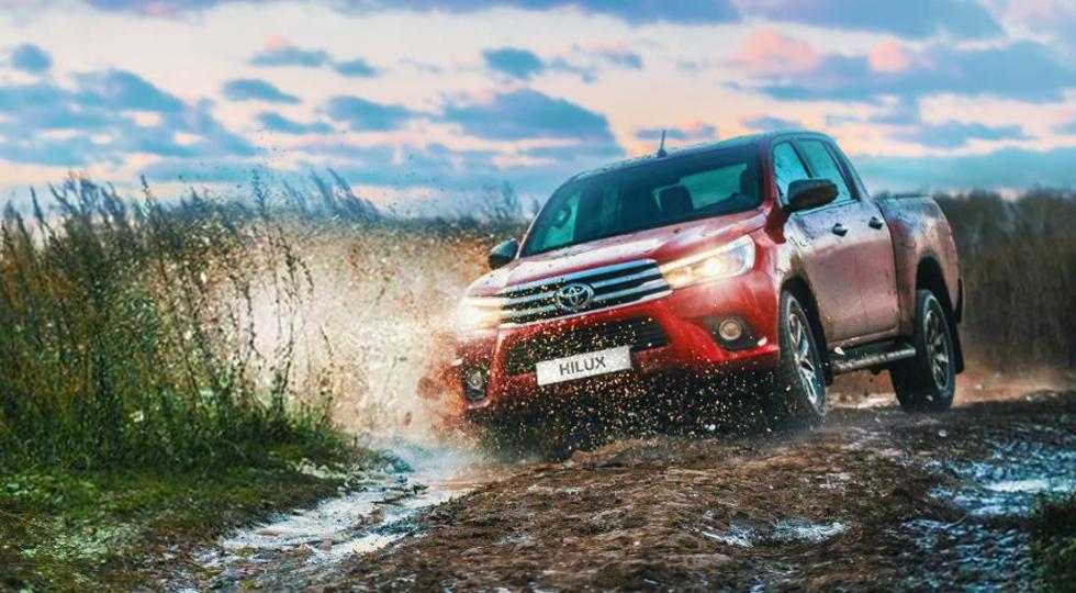 На покупку четырех моделей Toyota для россиян действуют июньские скидки