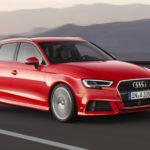 Немцы назвали цену рестайлинговой Audi A3 в рублях