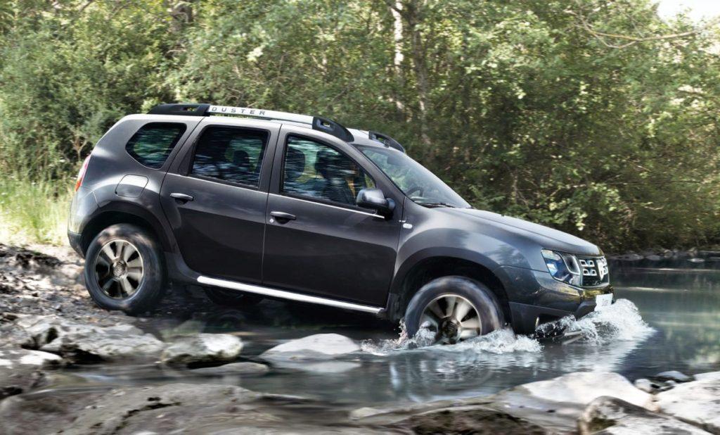 """Страховщики назвали Renault Duster самым """"невезучим"""" автомобилем"""