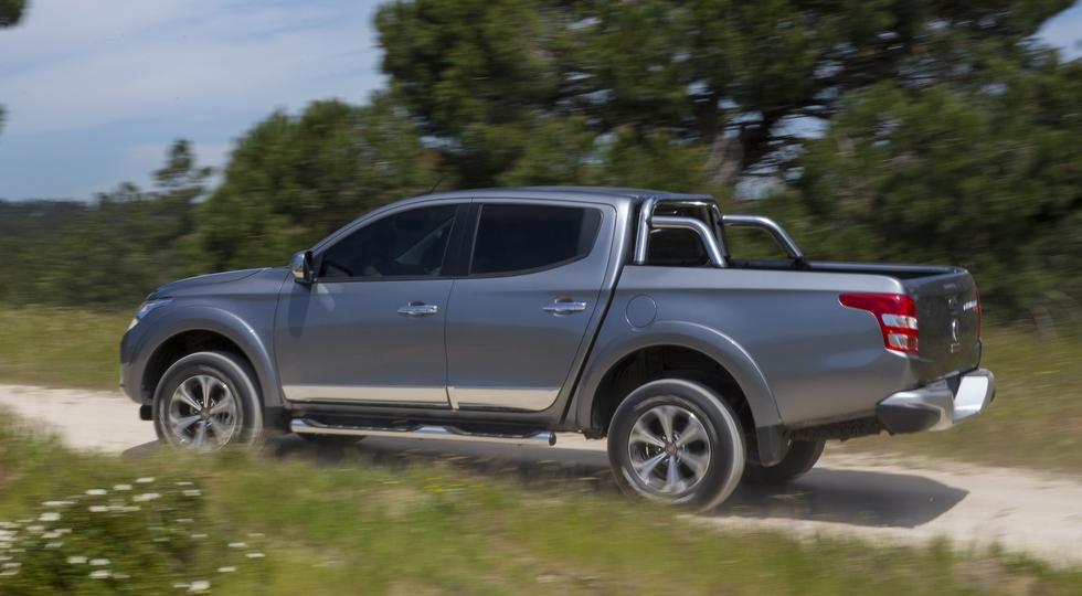 Итальянцы представили пикап Fiat Fullback, который приедет и в Россию