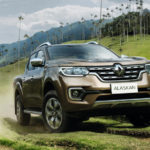 Французы провели презентацию пикапа Renault Alaskan