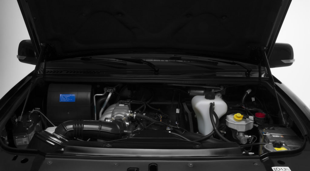Новый УАЗ 3170 будет оснащен новыми турбомотором и раздаточной коробкой