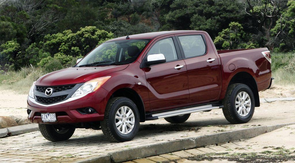 Mazda собирается строить новый пикап на платформе Isuzu
