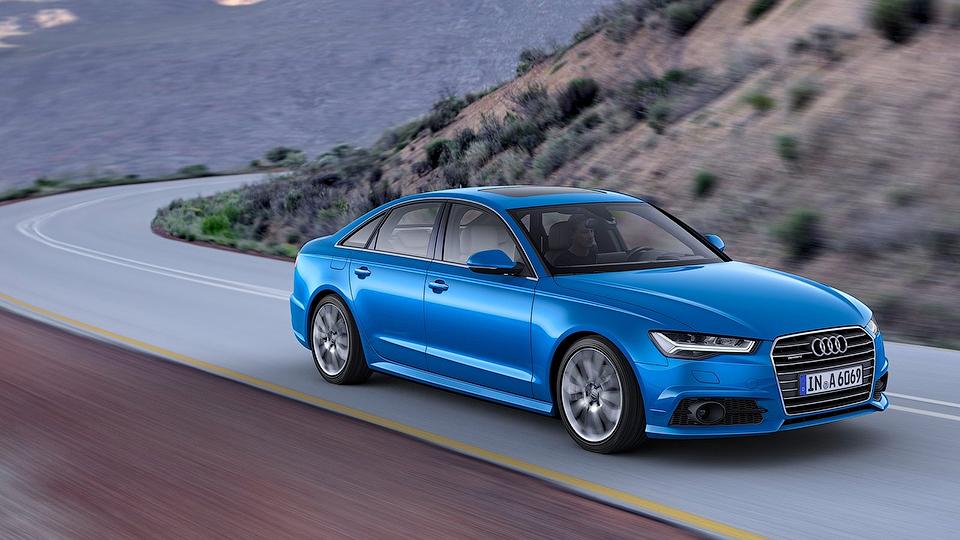 Немцы озвучили российские цены на рестайлинговую линейку Audi A6