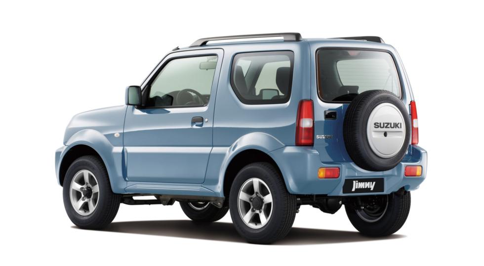 Японцы анонсируют новое поколение Suzuki Jimny