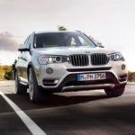 Баварцы начали тестировать новый вседорожник BMW X3M