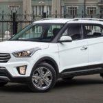 Российское представительство Hyundai опубликовало цены на кроссовер Creta