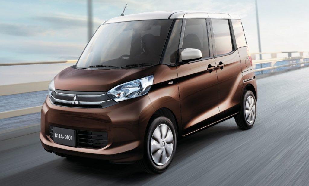 Японцы вернули на конвейер оскандалившиеся кей-кары Mitsubishi