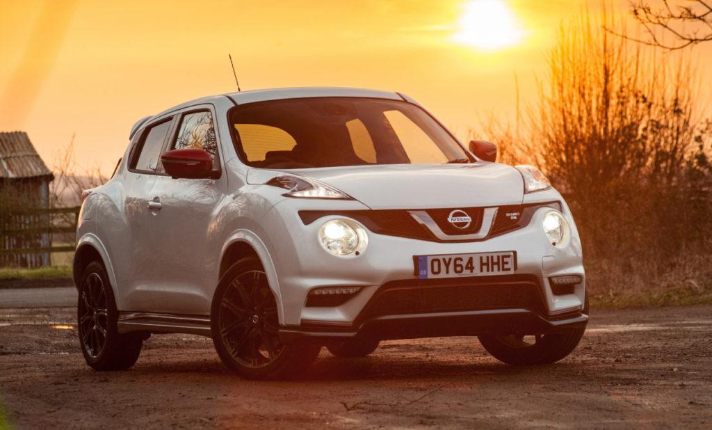 Новую генерацию Nissan Juke японцы выпустят в 2017 году