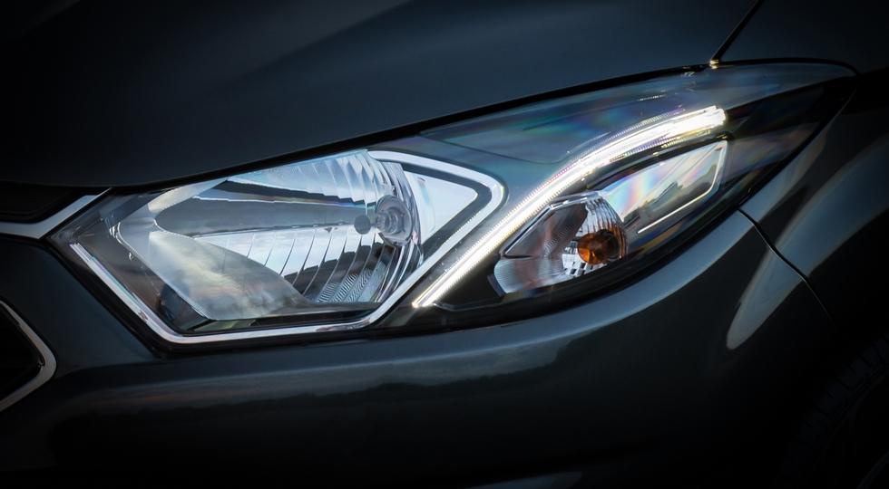 Американцы объявили о скором выходе новой модели Chevrolet