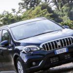 Модернизированный субкомпактный кроссовер Suzuki SX4 скоро приедет к российским автодилерам