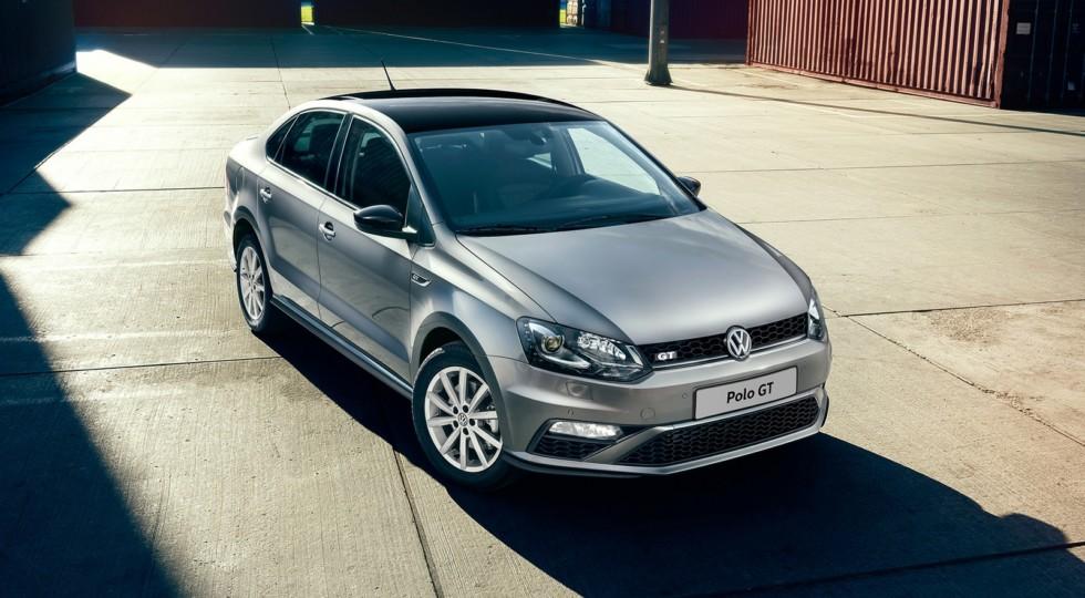 Российские дилеры Volkswagen начали принимать заказы на Polo GT