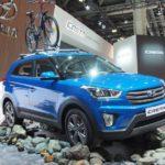 Новый корейский кроссовер Hyundai Creta демонстрирует неплохой уровень продаж