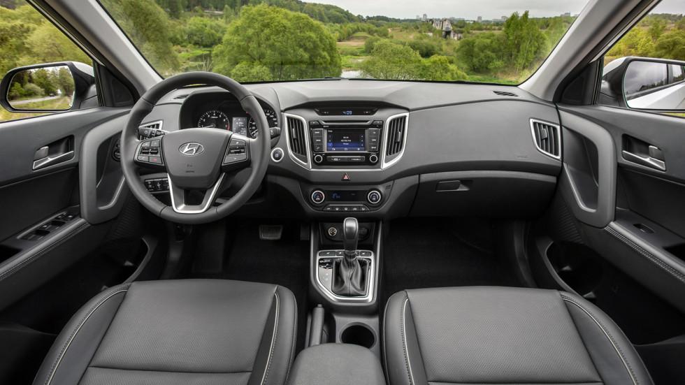 """Корейцы дооснастили Hyundai Creta пакетом опций """"Style"""""""