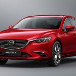 Mazda 6 пережила вторую модернизацию