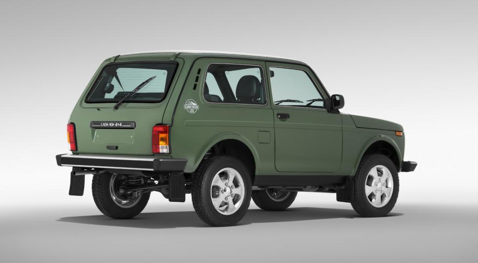 Новопоколенную Lada 4×4 соберут на новой платформе