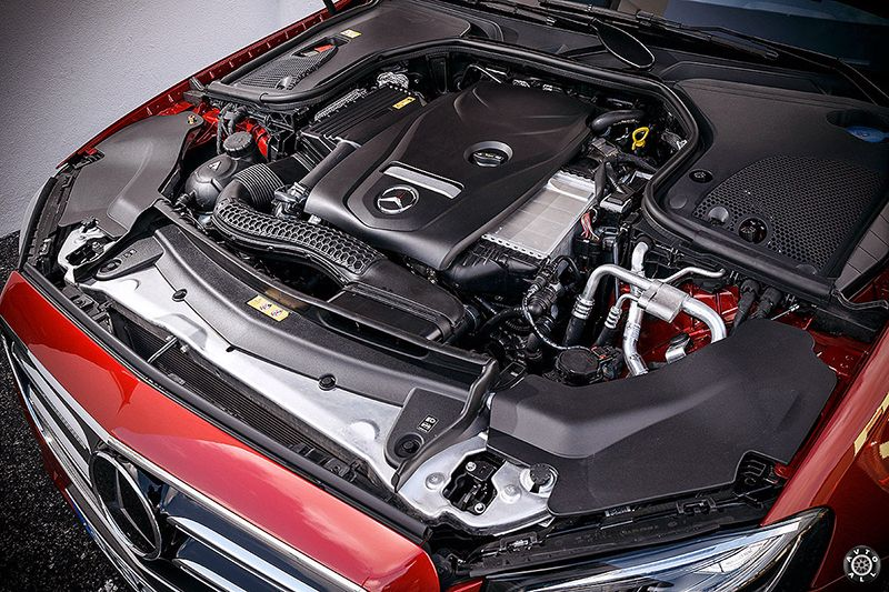 mercedes-e-klasse-w213-2016-мотор