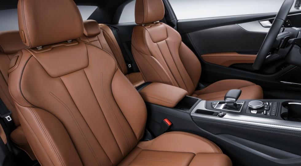 Немцы озвучили рублевый ценник на двухдверку Audi A5