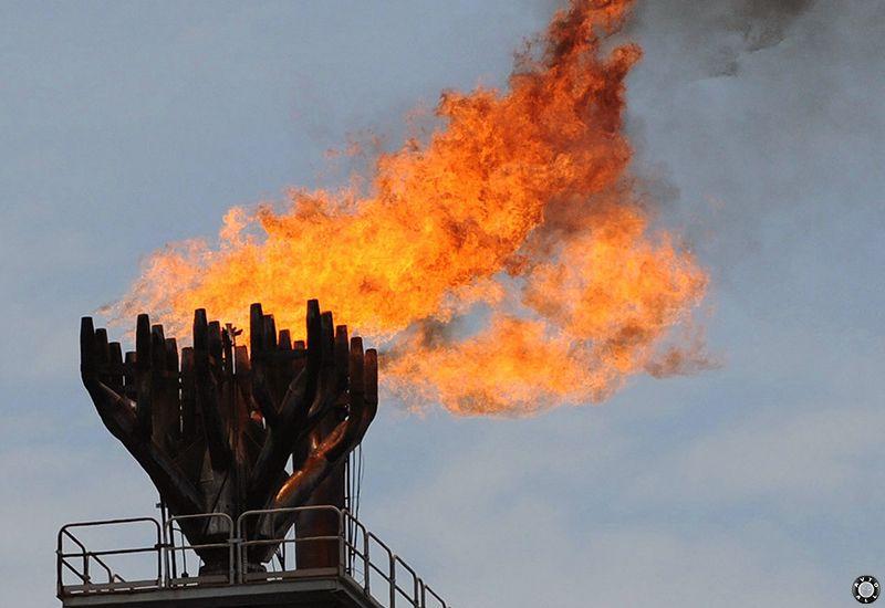 добыча метана