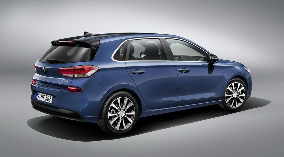 Корейцы показали новопоколенный Hyundai i30
