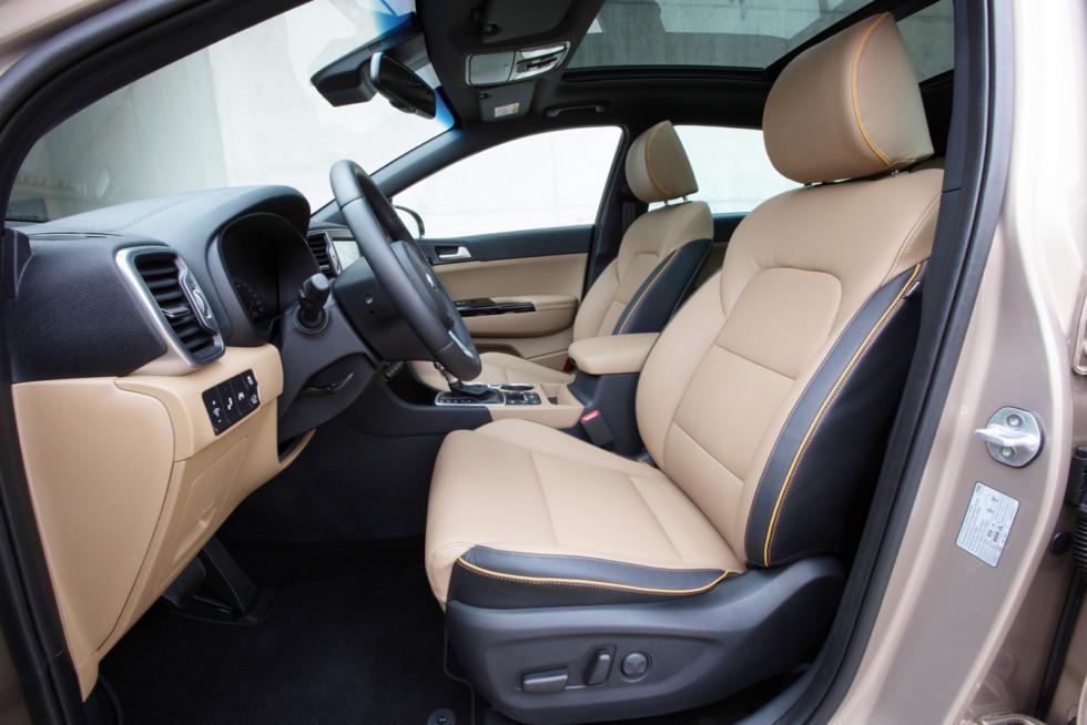 Компания Kia Motors утвердила кредитные программы на свои автомобили, доступные в сентябре