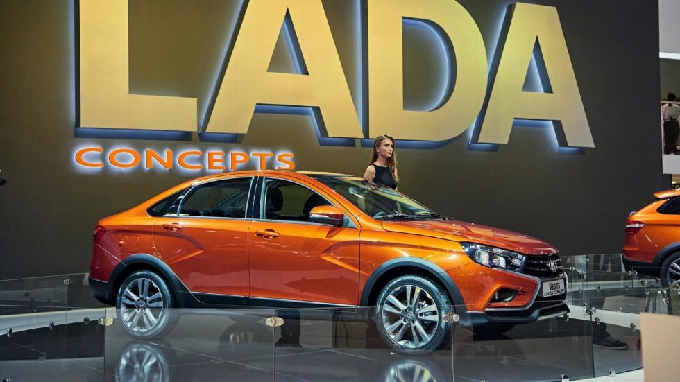 Прошел год с момента старта серийной сборки Lada Vesta: время подводить итоги