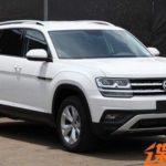 Семиместный кроссовер Volkswagen: новые фото и подробности