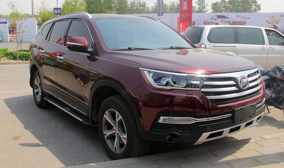Китайцы собираются оснастить новый вседорожник Lifan Х80 полным приводом