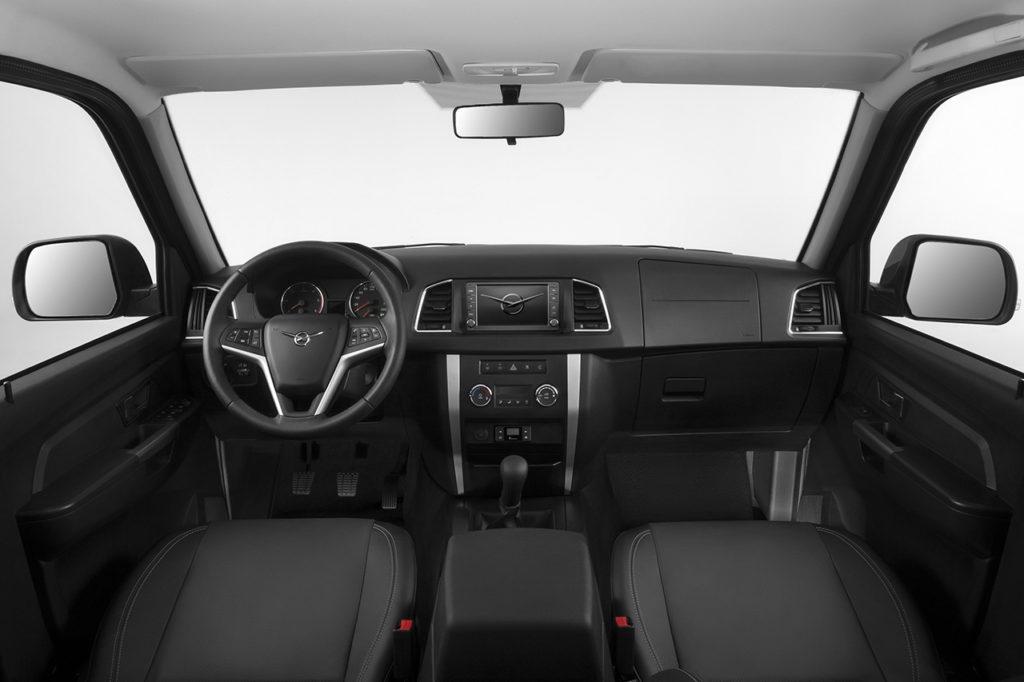 Руководство УАЗа представило рестайлинговый УАЗ Патриот