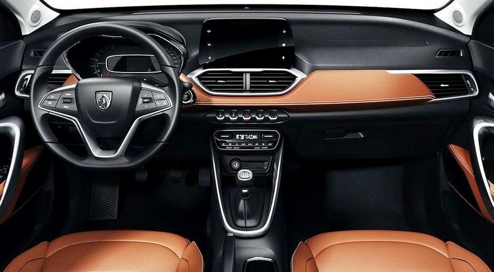 Американский концерн GM и китайский SAIC выпустили паркетный внедорожник Baojun 510