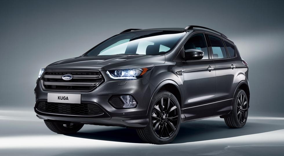Стала известна дата начала продаж в нашей стране рестайлингового Ford Kuga