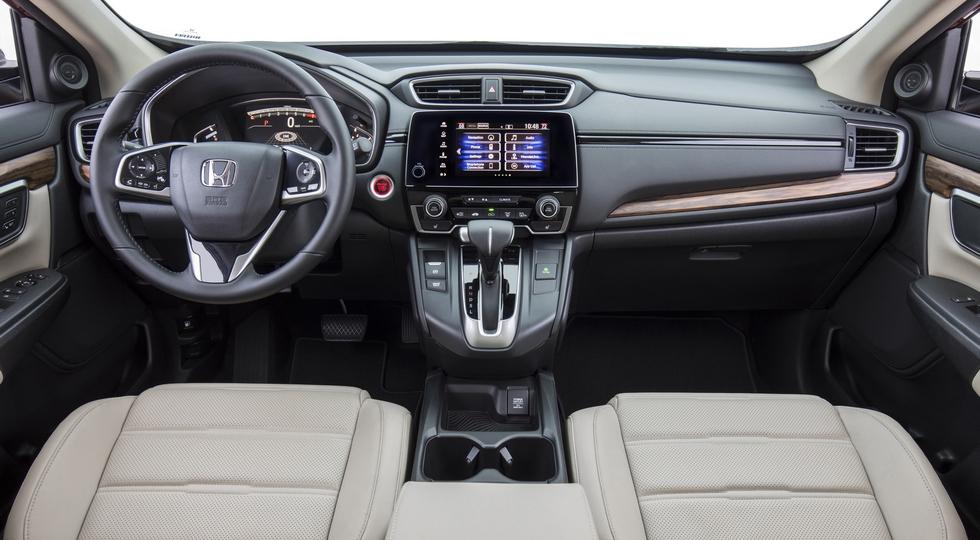 Менеджеры Honda назвали стоимость новопоколенного компакт-кросса CR-V