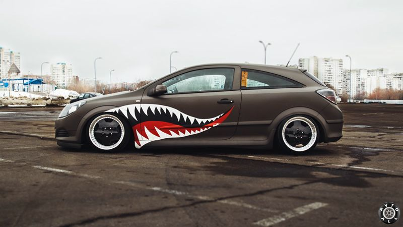 astra h coupe