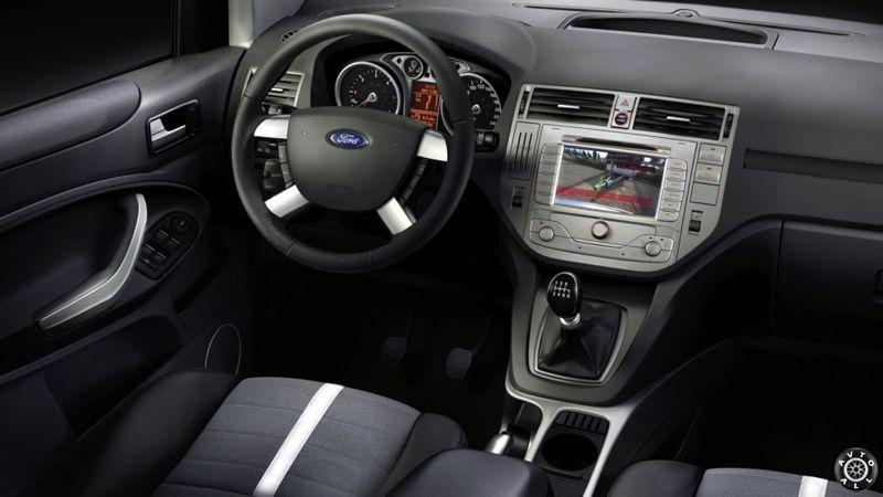 Ford Kuga I салон фото