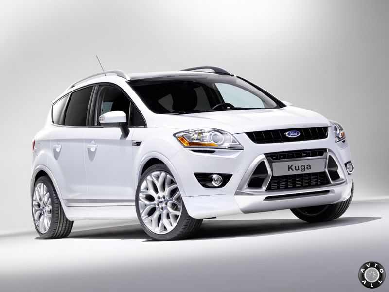 Ford Kuga I