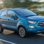 Обновленный Ford EcoSport появится на американском авторынке