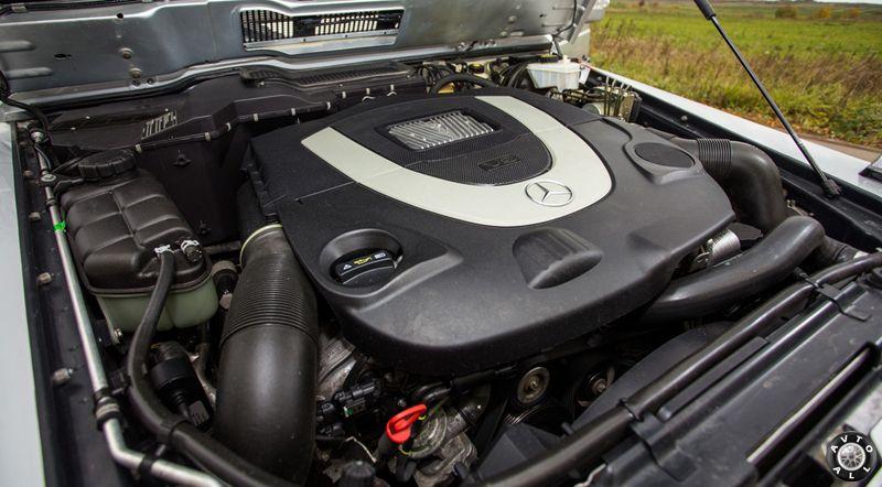 g500 мотор