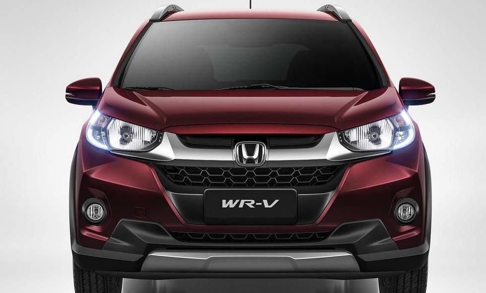 Японцы привезли в Сан-Паулу прототип нового компакт-кросса Honda WR-V
