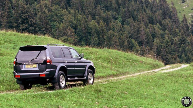 mitsubishi pajero sport 3.0 v6 2005