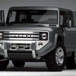 В Сети появился первый рендерный рисунок нового американского внедорожника Ford Bronco