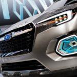 Subaru привезла в Лос-Анджелес концепт самого большого кроссовера