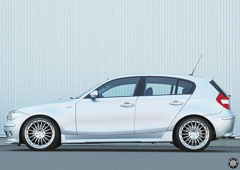 BMW 1 Series тюнинг
