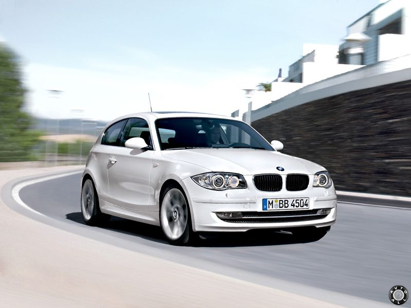 BMW 1 coupe