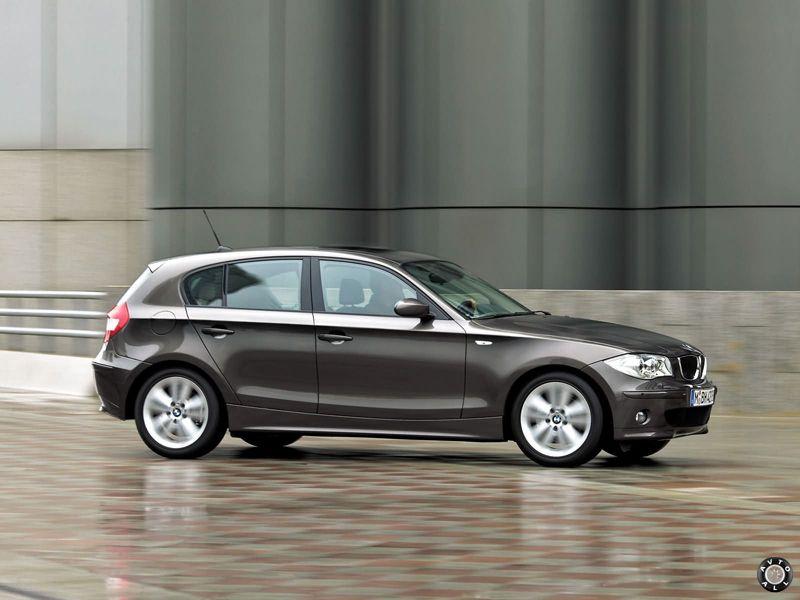 BMW 1 series фото